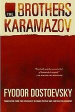 The Brothers Karamazov by Fyodor Dostoevsky (2002, Paperback)