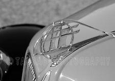 1934 Plymouth Sedan Hood Ornament Classic Car Photo (CA-0835)