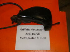 03 04 05 06 07 HONDA Metropolitan scooter jazz airbox air box carb boot intake