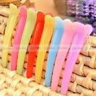 5 pcs Small Jelly Candy Colors Rainbow Hair Clip Barrette Bobby Pin Hairpin