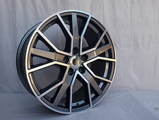 """18"""" BRAND NEW RS6 Style Wheels for Audi A4 A6 A5 A7 or VW Passat 35mm"""