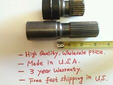 "bmw x5 front drive shaft Repair kit  with  1"" extended splines, Made in USA."