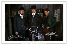 RIPPER STREET ST CAST AUTOGRAPH SIGNED PHOTO PRINT