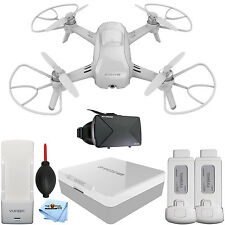 YUNEEC Breeze 4K Quadcopter #YUNFCAUS BUNDLE! Comes with Virtual Reality Googles