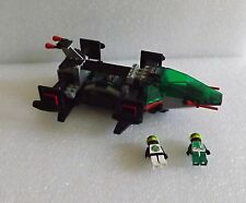 VINTAGE LEGO SET 6897 REBEL HUNTER SPACE POLICE 100% COMPLETE