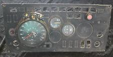 Mercedes Benz LKW Oldtimer Armaturenbrett Kombiinstrument (15)