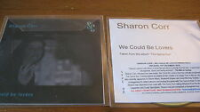 sharon corr  we could be lovers   1 track  promo  CD