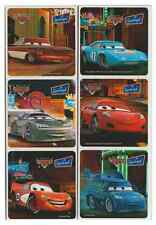 """30 Disney Cars Supercharged Stickers, 2.5"""" x 2.5"""" each, Party Favors"""