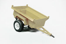 Cross-RC 1:10 Single Axle Trailer for 1/10 RC Crawler, Truck