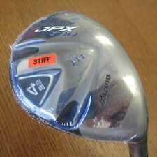 New MIZUNO Golf JPX800 4 Hybrid 22° EXSAR HS5 Graphite Stiff Flex Men's