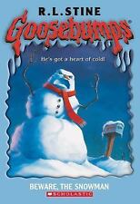 Goosebumps: Beware, the Snowman 51 by R. L. Stine (2006, Paperback, Revised)