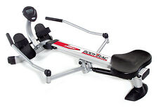 Stamina Body Trac Glider 1050 ROWING MACHINE, Sturdy Home Gym ROWER, 35-1050