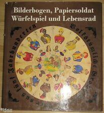 Vogel : Bilderbogen & Papiersoldat - Grafik für Kinder aus 5 Jahrhunderten