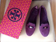 Tory Burch Chandra Loafer-Softy Suede Shoes/ Free Shipping!
