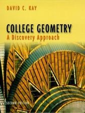 College Geometry: A Discovery Approach (2nd Edition) by Kay, David