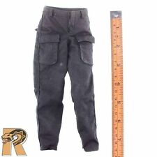 Mr Vin - Black Cargo Pants - 1/6 Scale - Ace Toys Action Figures
