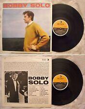 BOBBY SOLO - OMONIMO - ANNO 1964 - 1° Disco e 1° Stampa Originale Italiana