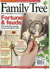 FAMILY TREE, DECEMBER, 2012 ( YOUR ANCESTRO YOUR HISTORY  )  FORTUNES & FEUDS