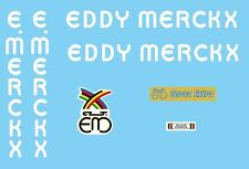 EDDY MERCKX CORSA EXTRA BICICLETTA decals-transfers-stickers # 11