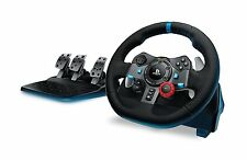 Logitech Driving Force G29 Race Wheel, Force Feedback Steering Wheel