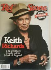 SPECIAL COLLECTORS EDITION ROLLING STONE NEW MAGAZINE OCTOBER 2015 KEITH RICHARD