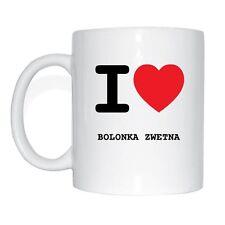 I love BOLONKA ZWETNA Tasse Kaffeetasse