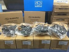 Genuine Subaru Group N Front & Rear Strut Mounts WRX Forester STi SET TURBO OEM