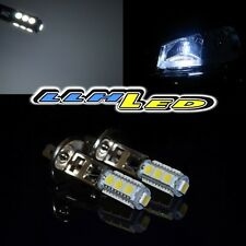 2 x H1 Xenon Hyper White 6000K 12V Headlight 13 SMD LED  Light Bulb High Beam