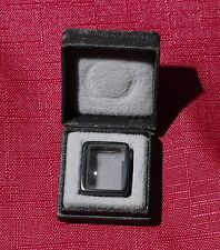 Bolex Paillard f 6.5mm viewfinder adapter in case with manual