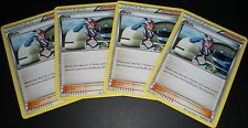 4x Skyla 148/162 XY BreakThrough NEAR MINT Trainer Pokemon Cards