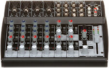 New Behringer Xenyx 1202FX Mixer Buy it Now! Make Offer! Auth Dealer! Best Deal!