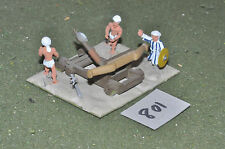 arab conquest catapult 1 figure (801) 25mm painted