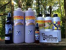 Phillips Outdoors Inc. Pro Staff Whitetail Deer Scent, Lure kit.