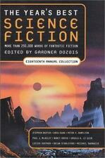 The Year's Best Science Fiction, Eighteenth Annual Collection-ExLibrary