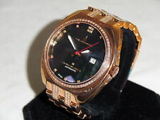 CHASE DURER SWISS MADE W/AUTOMATIC LIMITED EDITION ROSE GOLD PLATING HARD 2 FIND