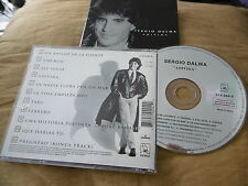 SERGIO DALMA : ADIVINA 11 CANCIONES CD ÁLBUM MERCURY HORUS 1992 ESPAÑA