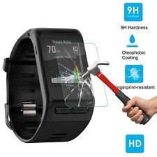 Genuine Tempered Glass Screen Protector Saver Shield for Garmin Vivoactive HR