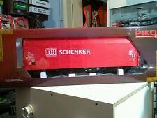 "PIKO 37717 Shiebeplanenwagen Shimmns - tu 718 "" DB Shenker DB AG  Ep.   G Gauge"