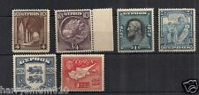 1928 Cyprus stamp collection MLH