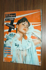 FOLIES DE PARIS ET DE HOLLYWOOD #263 70s VINTAGE MAGAZINE PIN-UP NU NUDES