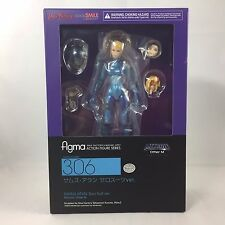 Max Factory Metroid Other M Samus Aran Zero Suit Figma Figure Authentic USA