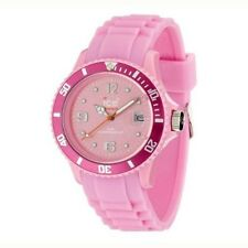 Ice-Watch Women's SI.PK.S.S.09 Sili Collection Pink Dial Watch