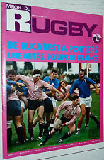 MIROIR RUGBY N°99 1969 XV FRANCE GRUARIN TARBES AVIGNON TOULOUSE LOURDES WIGAN