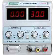 Precision Lab GQ-A305D Variable 30V 5A DC Power Supply with CC & CV mode 0~30V