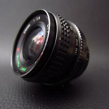 Minolta MD Tokina 28mm f2.8 RMC Wide Angle Lens (Nr.1)