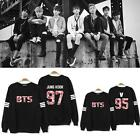 Kpop Bangtan Boys Sweater BTS In Bloom Sakura Sweatshirt Jungkook JIN JIMIN SUGA