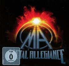 Metal Allegiance von Metal Allegiance (2015) CD + DVD - Neuware