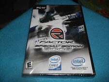R FACTOR RFACTOR FORMULA 1 F1 SPECIAL EDITION 2008 PC-DVD ( brand new & sealed )
