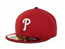 Philadelphia Phillies New Era 59Fifty On Field Cool Base Fitted
