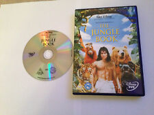 Walt Disney The Jungle Book 1994 - Genuine UK DVD ( Starring Jason Scott Lee )